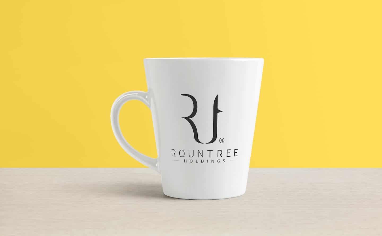 création logo Rountree webmaster création site internet graphiste bordeaux poitiers nicolas métivier