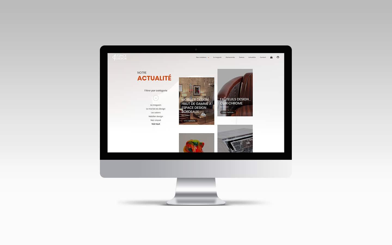 Création de site internet bordeaux wordpress responsive webmaster bordeaux