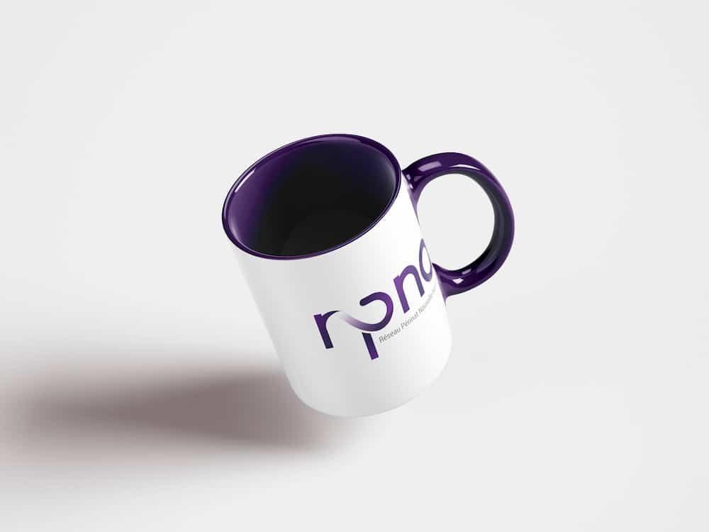 Graphiste Bordeaux création de logo pour le RPNA